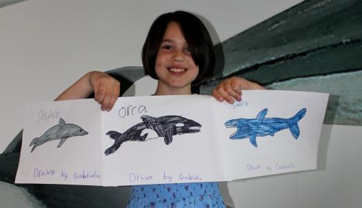 Gabriela's drawings
