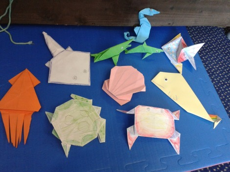 Origami creations!